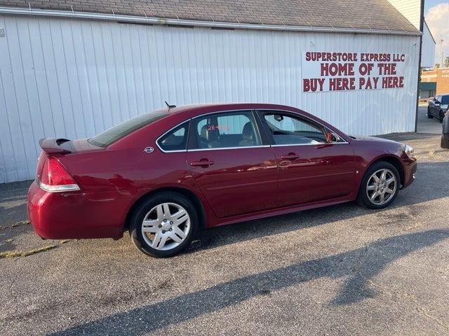2009 Chevrolet Impala 2LT FWD