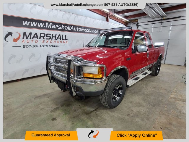 1999 Ford F-250 Super Duty XLT 4WD Extended Cab LB