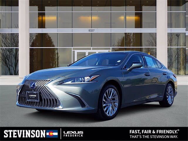 2019 Lexus ES Hybrid 300h Luxury FWD