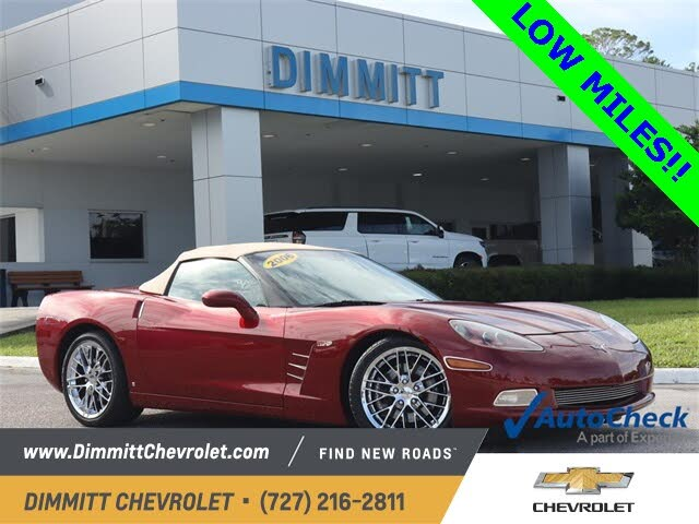 2006 Chevrolet Corvette Convertible RWD