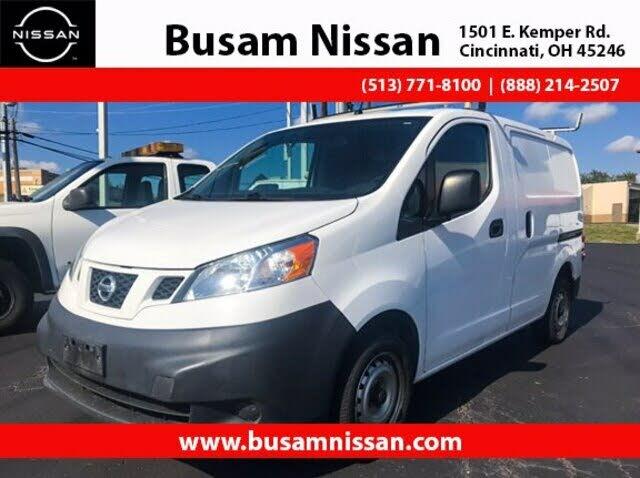 2015 Nissan NV200 S