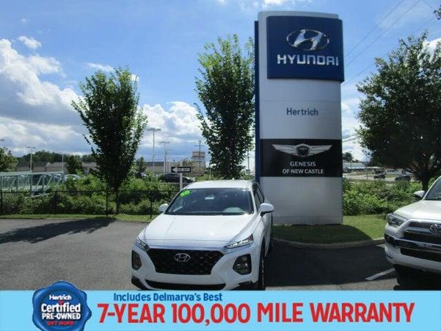 2020 Hyundai Santa Fe 2.4L SEL AWD