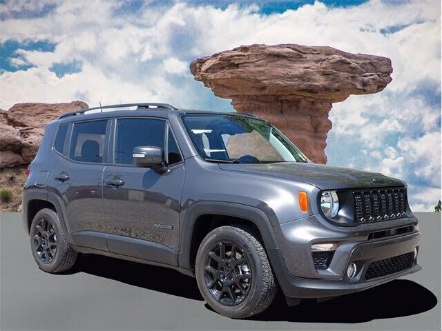 2019 Jeep Renegade Altitude FWD