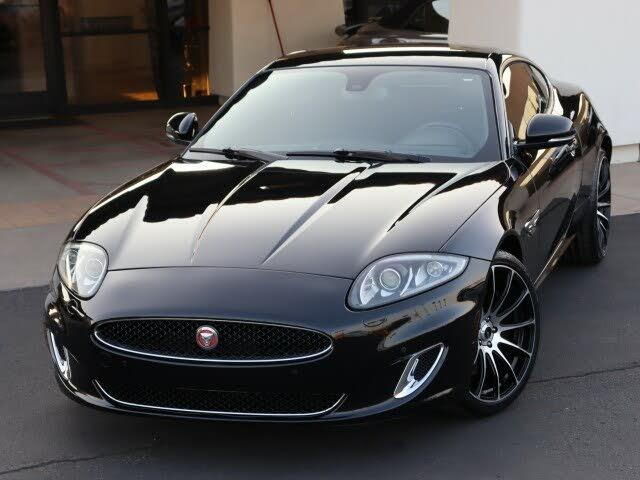 2015 Jaguar XK-Series XK Coupe RWD