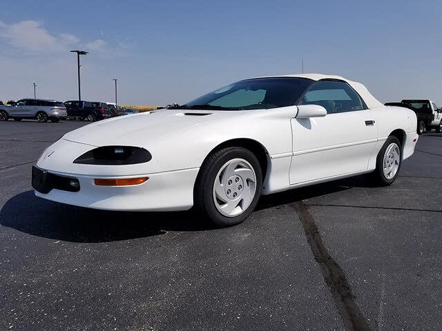 1997 Chevrolet Camaro Convertible RWD