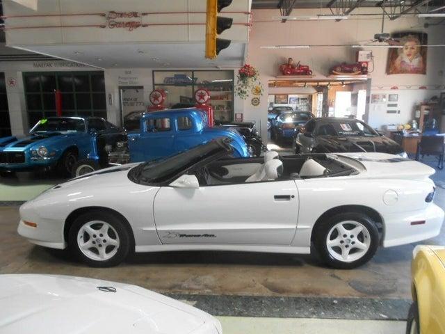 1994 Pontiac Firebird Trans Am GT Convertible