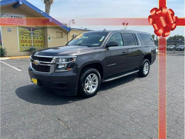 2015 Chevrolet Suburban 1500 LT 4WD