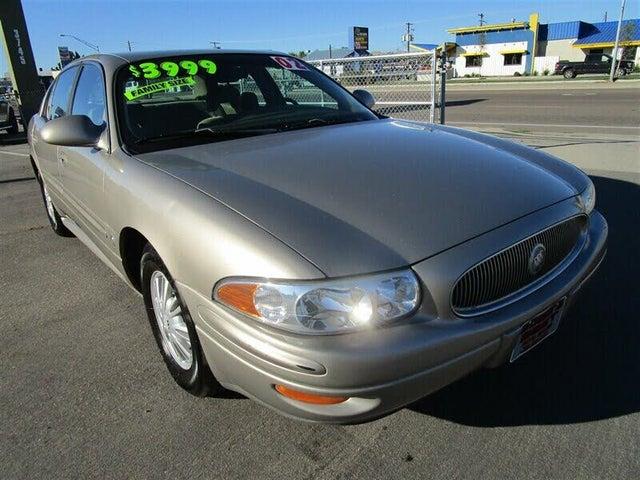 2002 Buick LeSabre Custom Sedan FWD