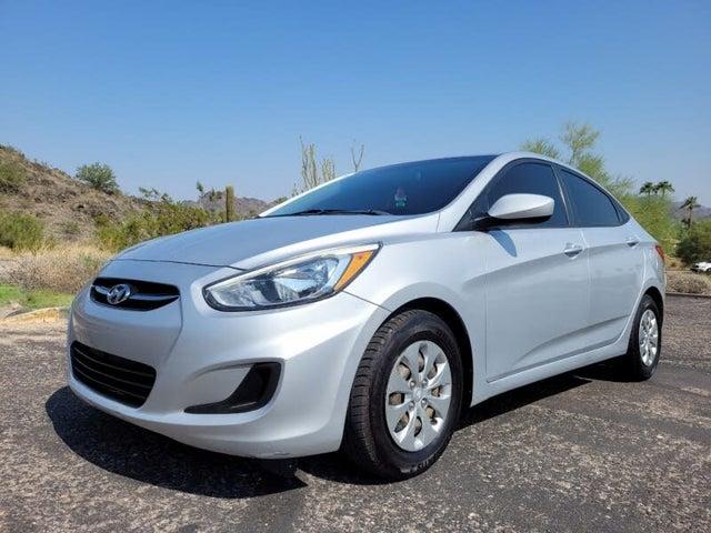 2015 Hyundai Accent GLS Sedan FWD