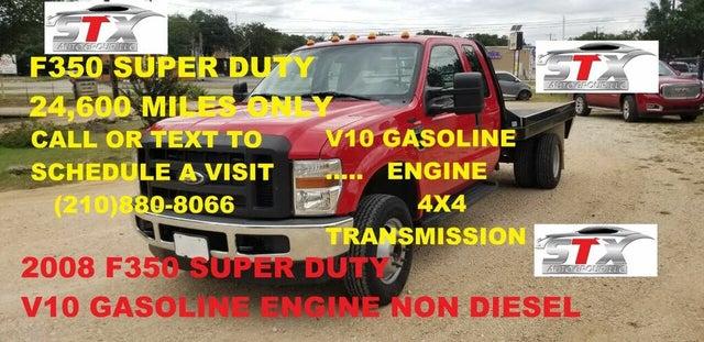 2008 Ford F-350 Super Duty XL 4WD