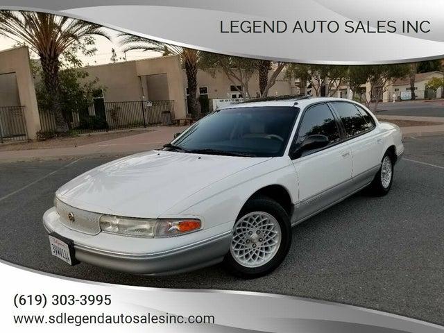 1997 Chrysler LHS 4 Dr STD Sedan