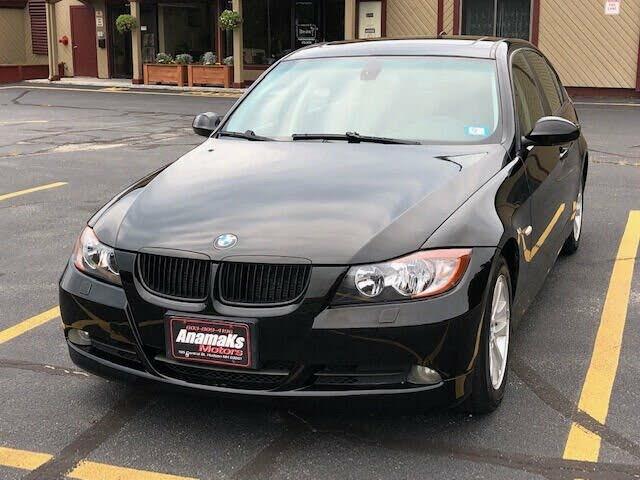 2007 BMW 3 Series 328xi Sedan AWD