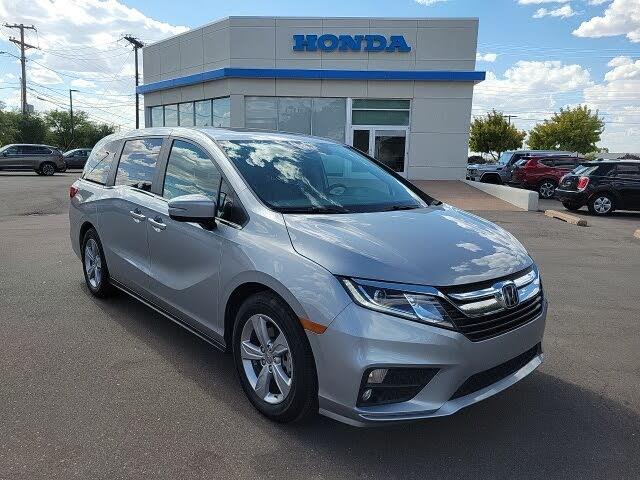 2018 Honda Odyssey EX-L FWD
