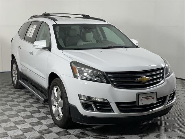 2017 Chevrolet Traverse Premier FWD