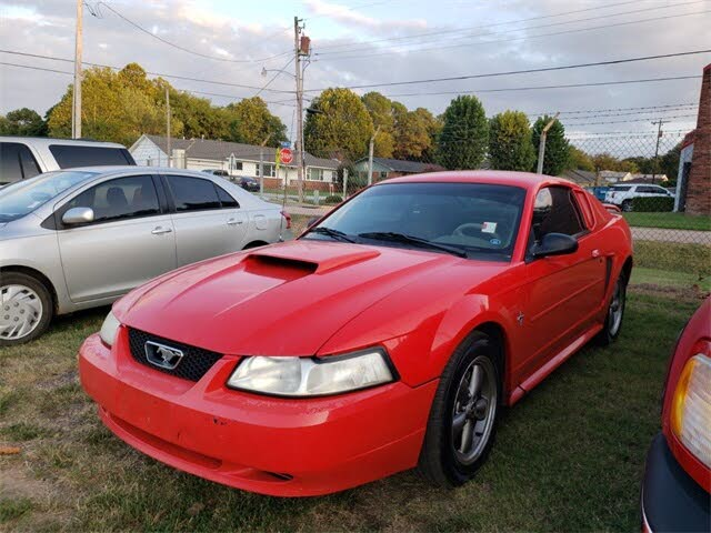 2001 Ford Mustang Coupe RWD
