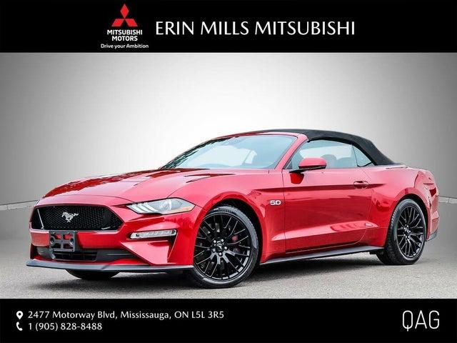 2021 Ford Mustang GT Premium Convertible RWD