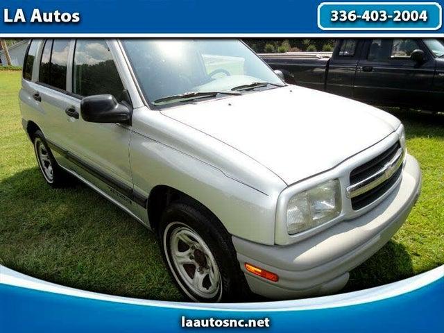 1999 Chevrolet Tracker 4-Door RWD