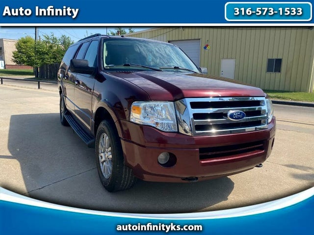 2011 Ford Expedition EL King Ranch 4WD