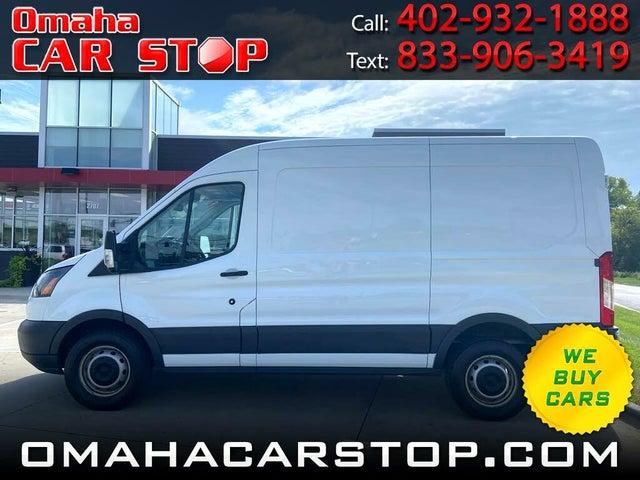 2018 Ford Transit Cargo 250 3dr SWB Medium Roof Cargo Van with Sliding Passenger Side Door