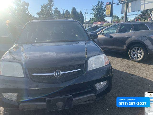 2001 Acura MDX AWD with Touring Package