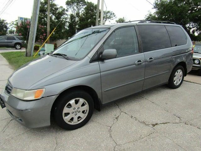 2002 Honda Odyssey EX-L FWD