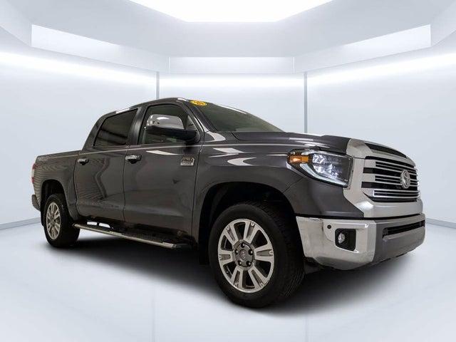 2020 Toyota Tundra 1794 Edition CrewMax 4WD