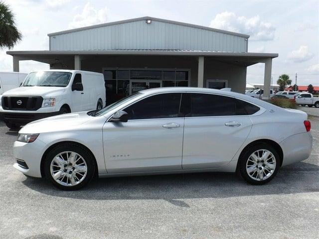 2016 Chevrolet Impala LS Fleet FWD