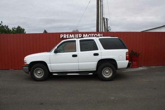 2005 Chevrolet Tahoe Fleet 4WD