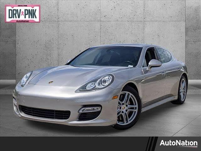 2010 Porsche Panamera Turbo AWD