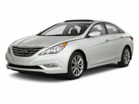 2013 Hyundai Sonata Limited FWD