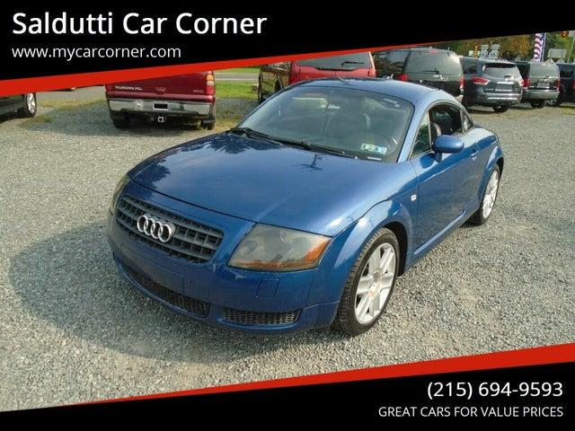 2005 Audi TT 1.8T Coupe FWD