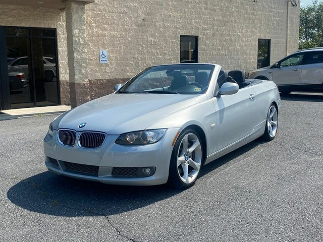 2010 BMW 3 Series 335i Convertible RWD