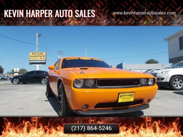 2012 Dodge Challenger R/T Plus RWD