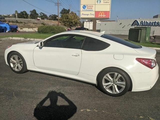 2012 Hyundai Genesis Coupe 2.0T Premium RWD