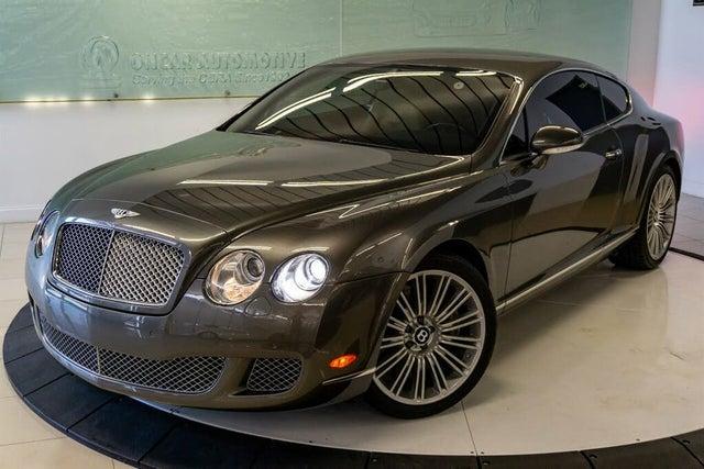 2008 Bentley Continental GT Speed AWD