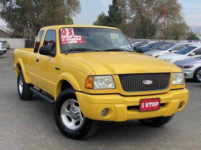 2003 Ford Ranger 4 Dr Edge 4WD Extended Cab SB