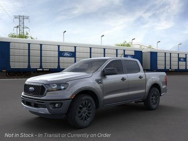 2021 Ford Ranger XLT SuperCrew RWD