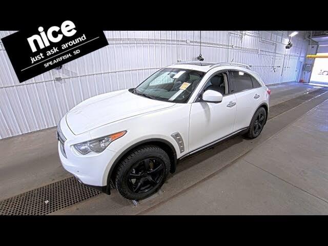 2012 INFINITI FX50 AWD