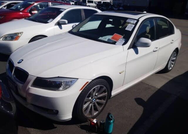 2011 BMW 3 Series 328i Sedan RWD