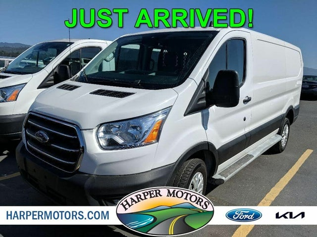 2020 Ford Transit Cargo 350 Low Roof RWD with Sliding Passenger-Side Door