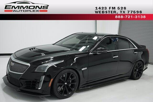 2017 Cadillac CTS-V RWD