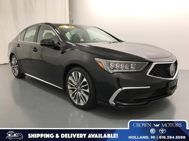 2018 Acura RLX FWD with Technology Package
