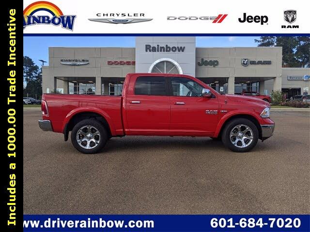 2018 RAM 1500 Laramie Crew Cab 4WD