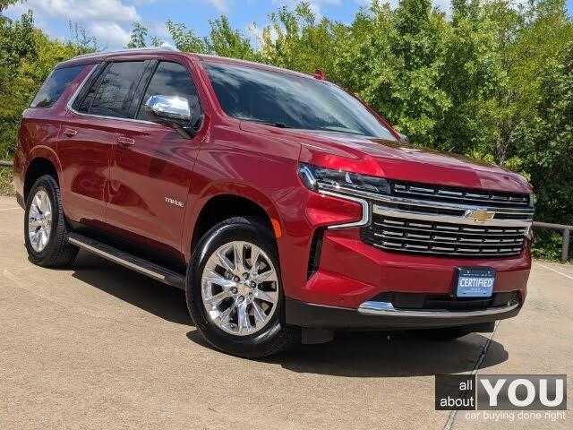 2021 Chevrolet Tahoe Premier RWD
