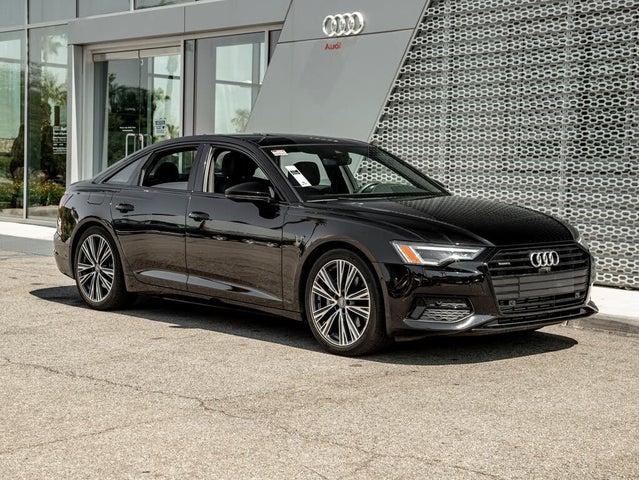 2019 Audi A6 2.0T quattro Premium Plus Sedan AWD