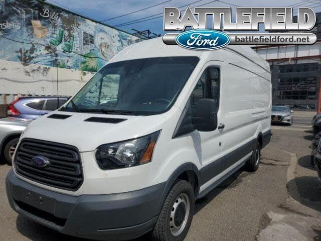 2017 Ford Transit Cargo 250 3dr LWB High Roof Extended Cargo Van with Sliding Passenger Side Door