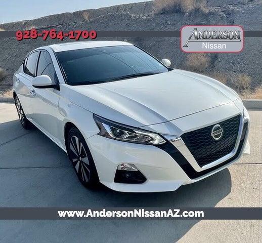 2020 Nissan Altima 2.5 SV FWD