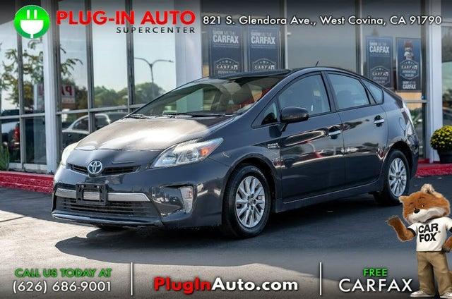 2014 Toyota Prius Plug-In Base