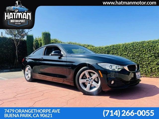 2015 BMW 4 Series 428i Coupe RWD