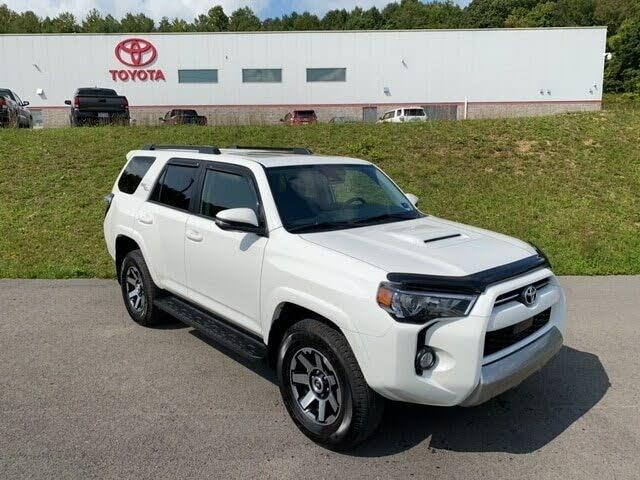 2020 Toyota 4Runner TRD Off-Road Premium 4WD